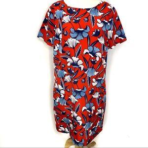J. Crew Gallery Floral printed Dress